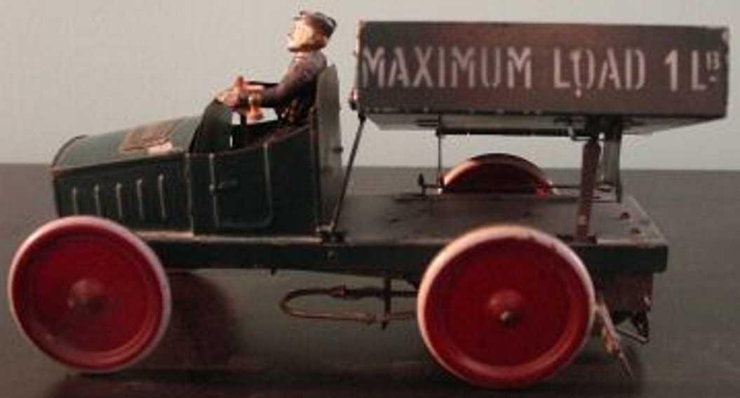 martin fernand 246 blech le deverseur lastwagen uhrwerk maximum