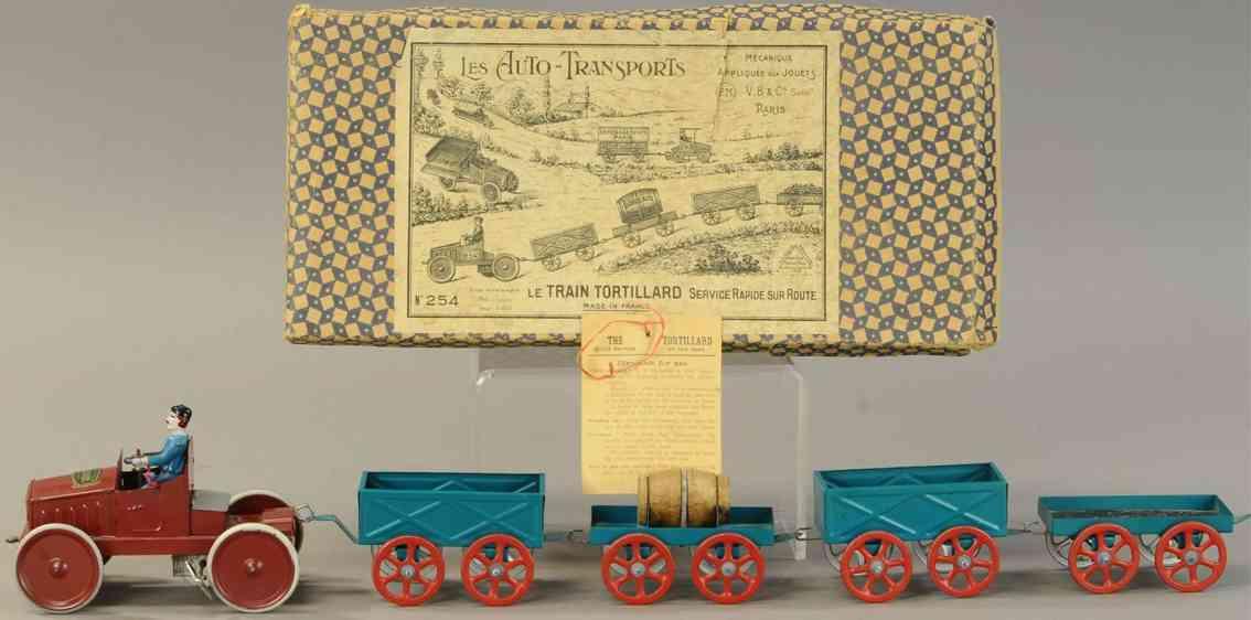 martin fernand 254 blech autotransporter victor bonnet