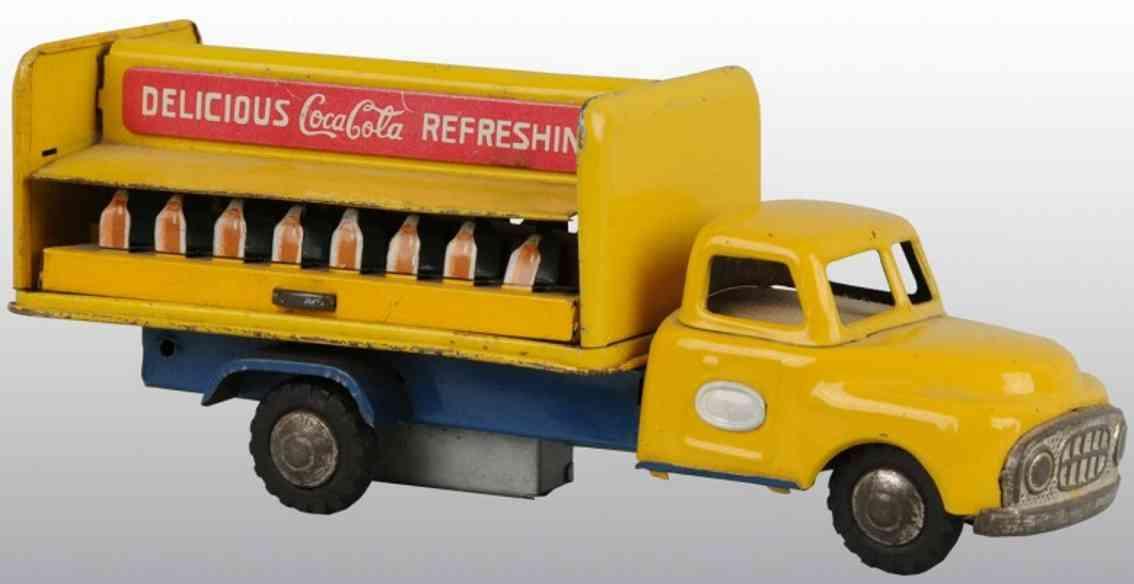 Marusan Shoten Coca-Cola Lastwagen