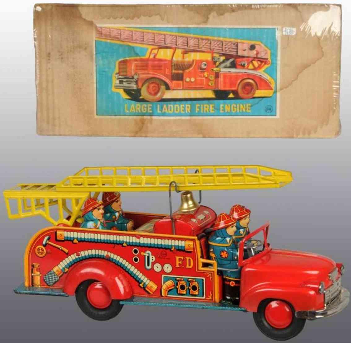 Marusan Shoten Feuerwehrleiterwagen
