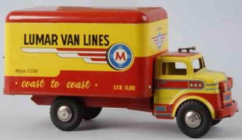 Marx Louis 1012 Lastwagen