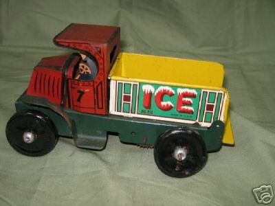 Marx Louis 215 Lastwagen Transporter