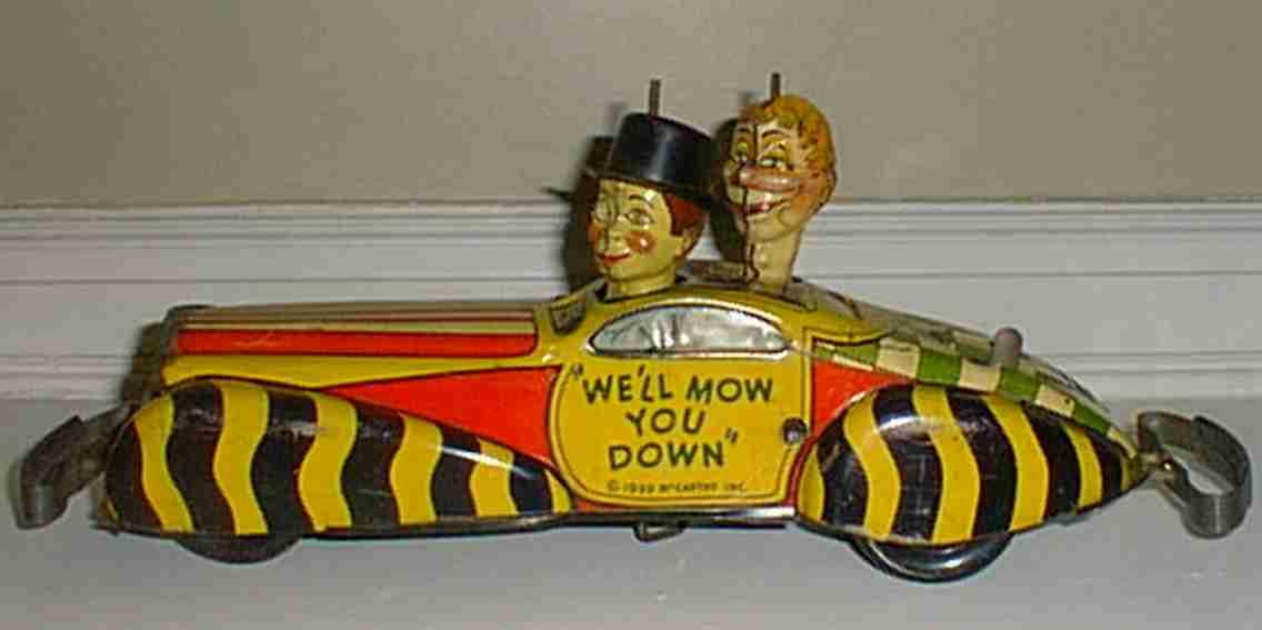 marx louis co charlie mccarthy und mortimer snerd private car