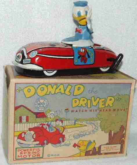 Marx Louis Donald The Driver