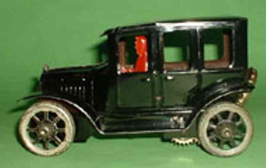 Marx Louis Oldtimer Ford T Limousine mit Speichenräder