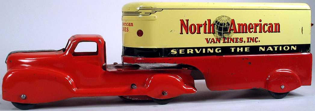 marx louis co. nordamerikanischer lastwagen