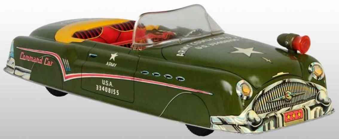 Marx Louis Co Militärwagen