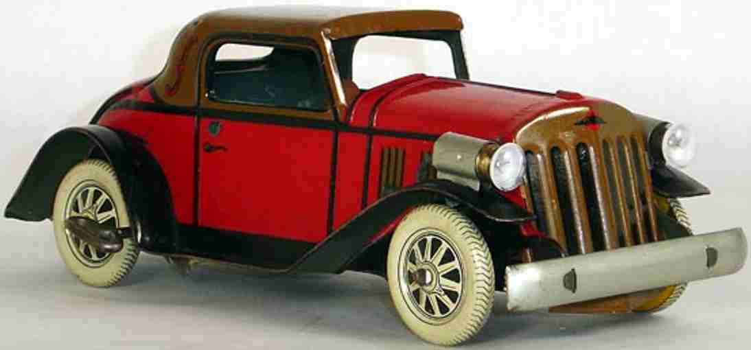 marx louis tin windup toy car