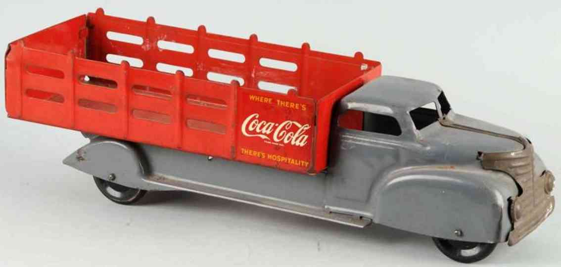 Marx Louis Co Coca-Cola Lastwagen