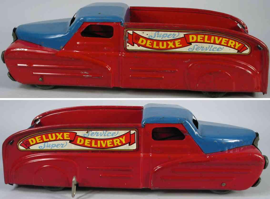 Marx Louis Deluxe Lieferwagen
