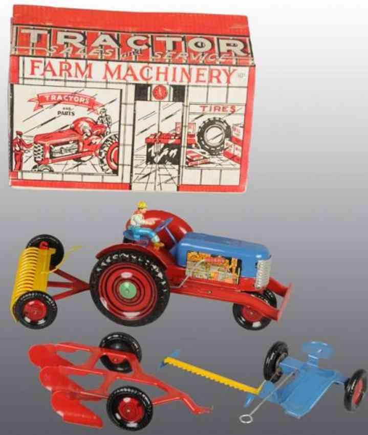 Marx Louis Co Traktor Vertriebs und Service-Se