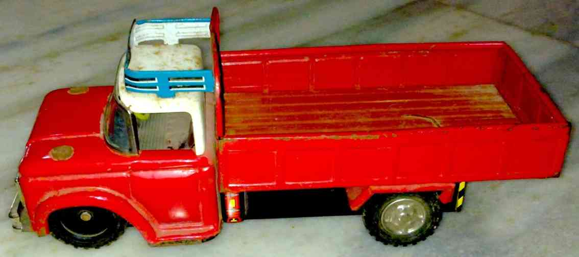 masudaya modern toys blech spielzeug lastwagen chevrolet gmc friktionsantrieb