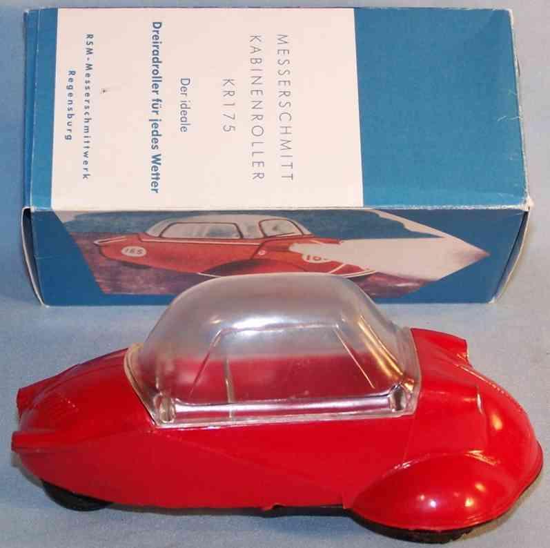 Messerschmitt KR 175 Bubble car KR 175