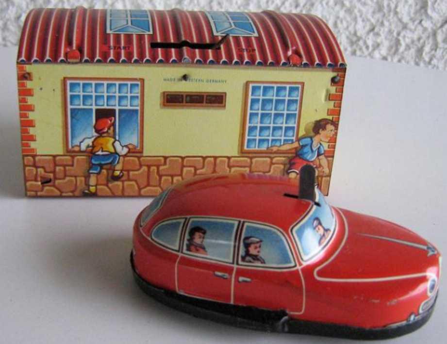 Niedermeier Philipp Mystery Car mit Garage
