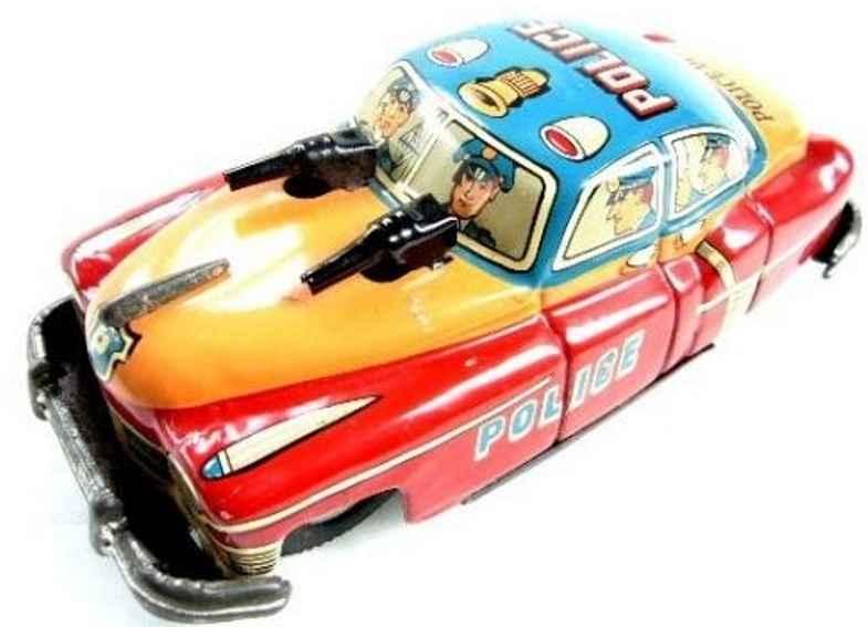 Nomura Toys Polizeiauto