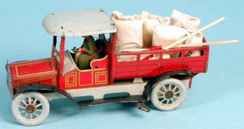 Orobr Lastwagen Lieferwagen