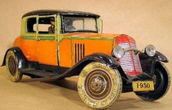 PAYA Oldtimer Renault Auto
