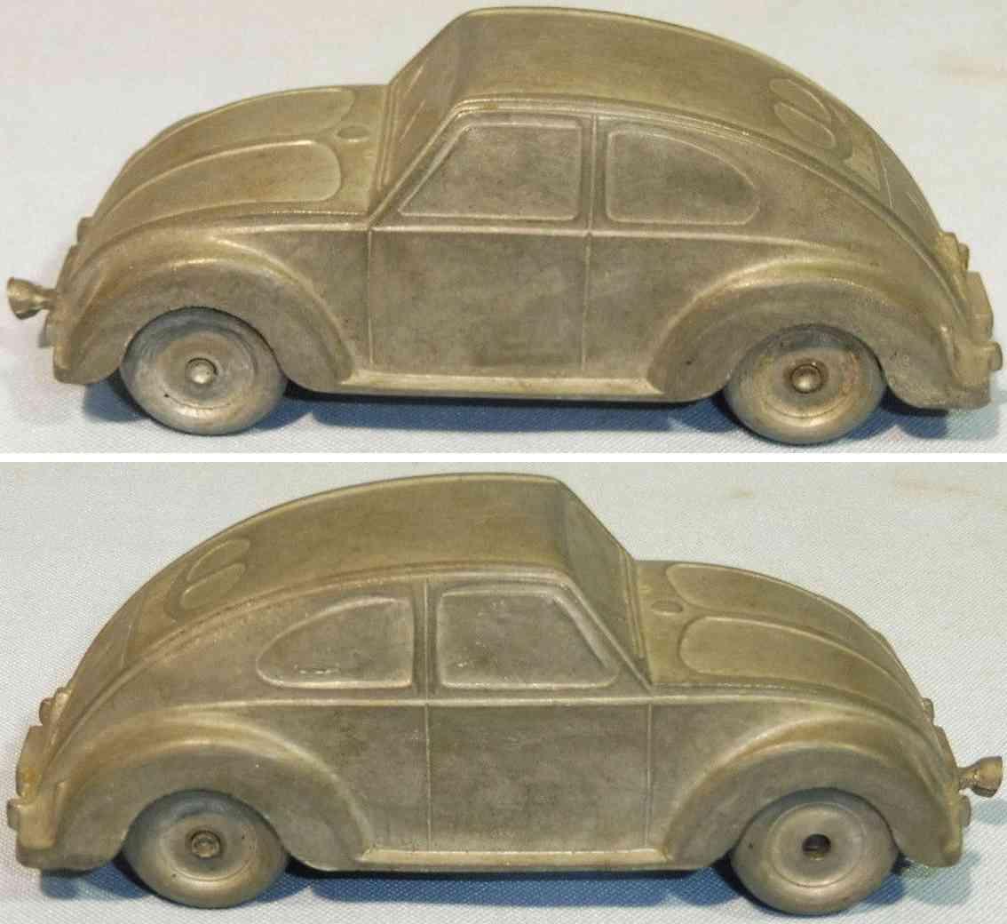 praemeta die-cast toy car pretzel beetle