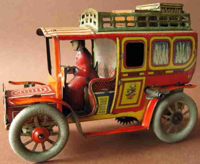 Reil & Co Oldtimer Limousine mit Uhrwerk