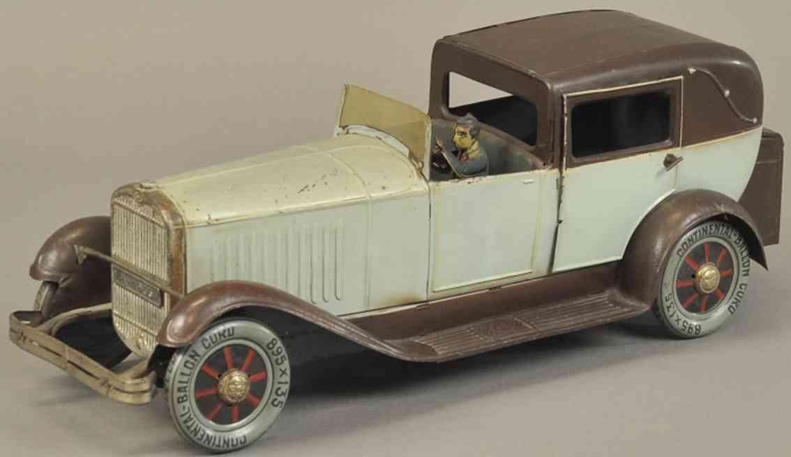 rico blech spielzeug auto hispano-suiza limousine
