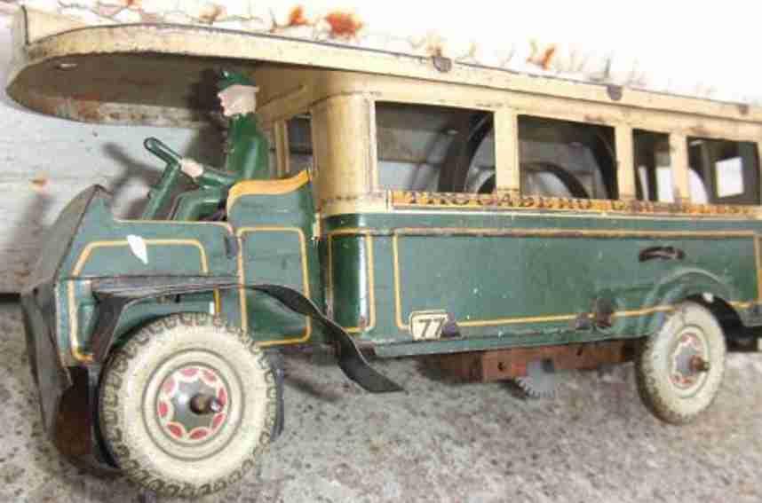 Roitel Charles Bus TROCARDERO GARE DE L'EST.77