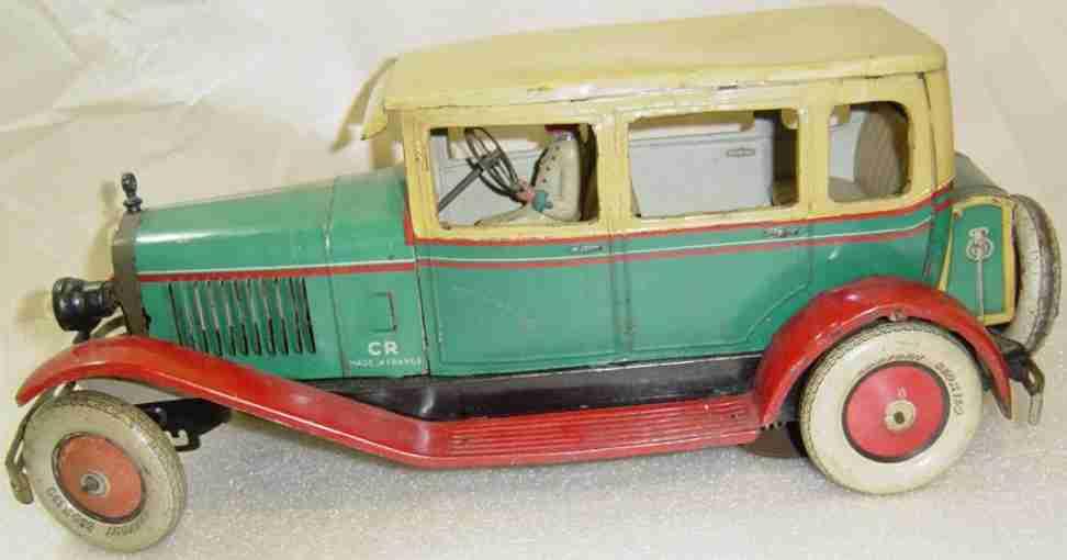 Rossignol 1002-C.R. Oldtimer Limousine mit Fahrer