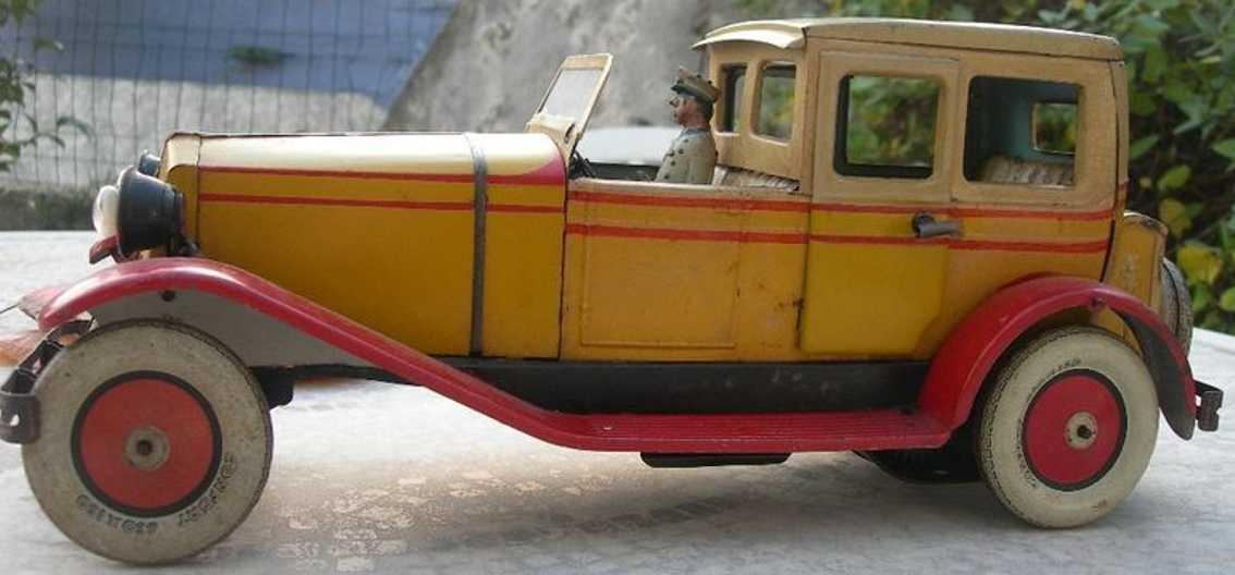Rossignol Oldtimer Coupe de ville Renault