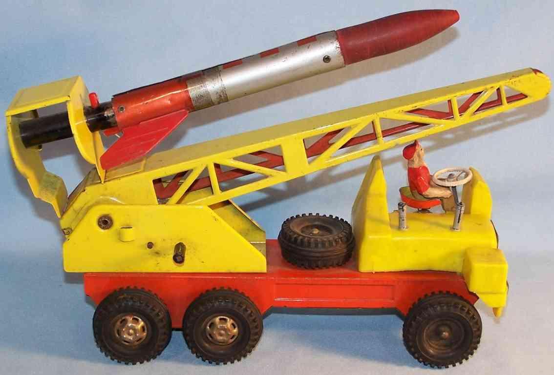 STRENCO Raketenwerfer Rak 1100