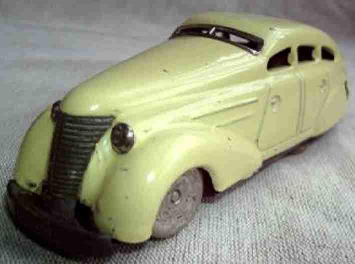 schuco 1010 blech spielzeug auto limousine