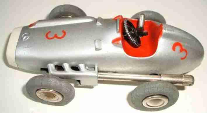 Schuco 1043 MICRO-RACER Miniatur-Rennwagen