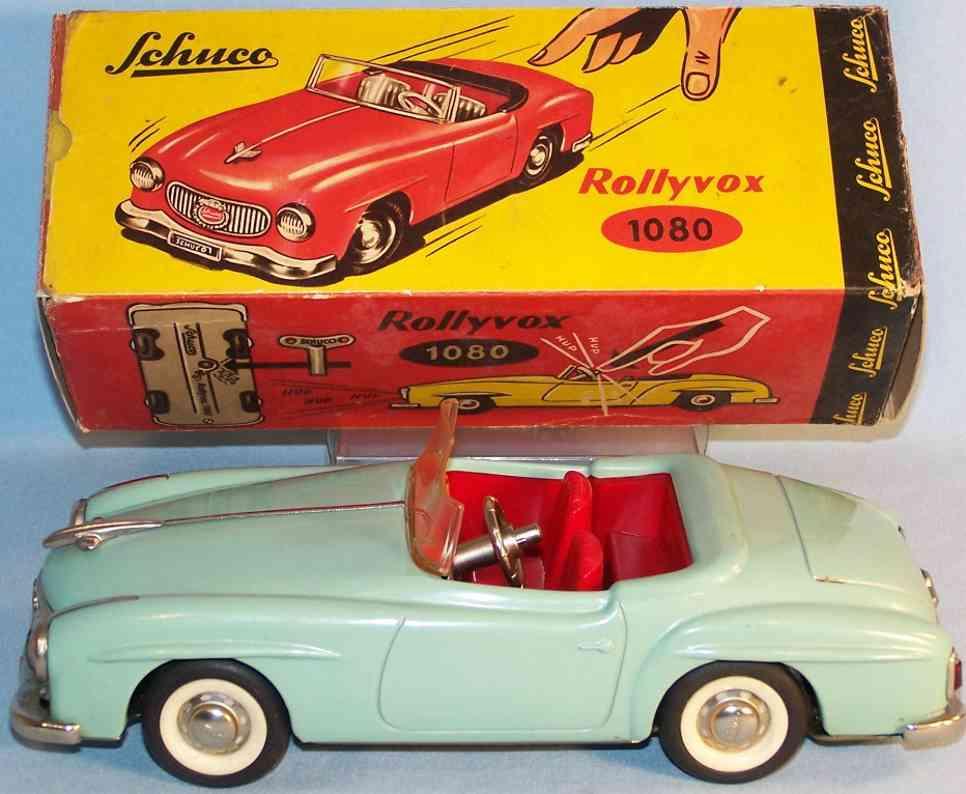 Schuco 1080 Rollyvox-Auto