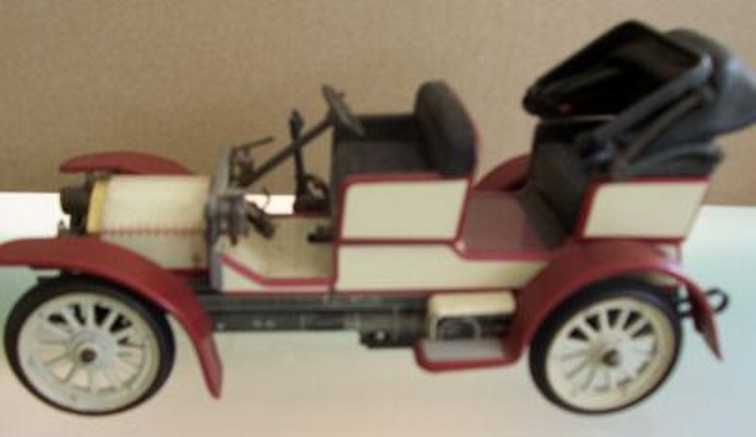 Schuco 1229 Oldtimer Mercedes Simplex