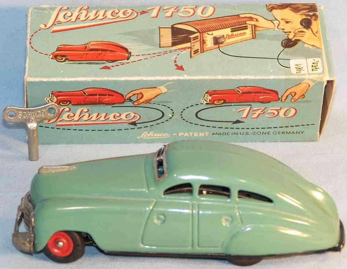 Schuco 1750 Patent-car