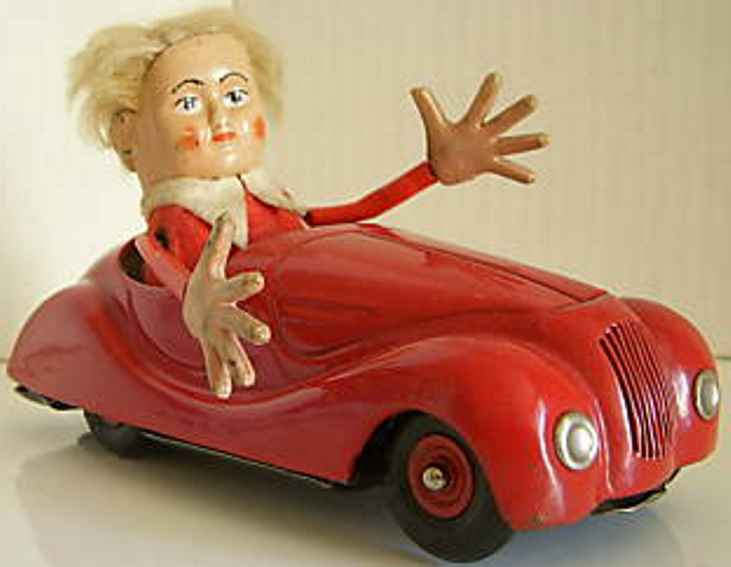 schuco 2006 blech spielzeug auto sonny peter struwelpeter