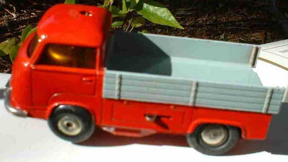 schuco 2099 blech spielzeug lastwagen  ford lieferwagen
