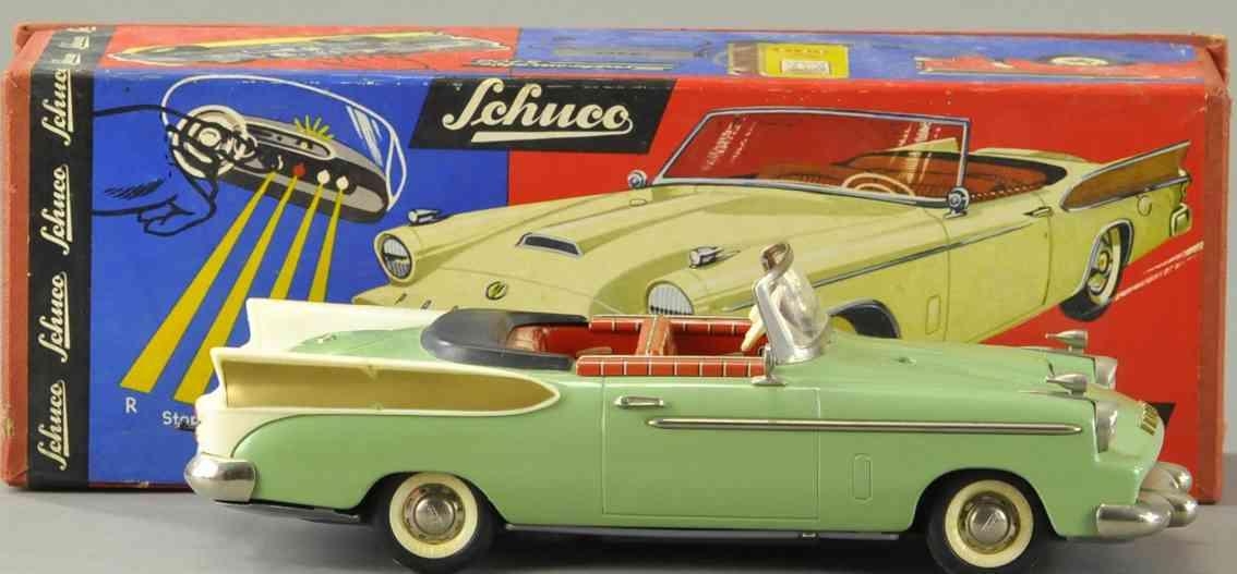 schuco 5700 auto synchromatic packard gruen