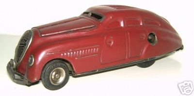 schuco blech spielzeug auto kommando anno 2000 aus der vorkriegszeit