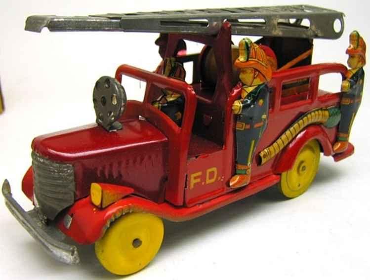Shioji Shoten Fire car