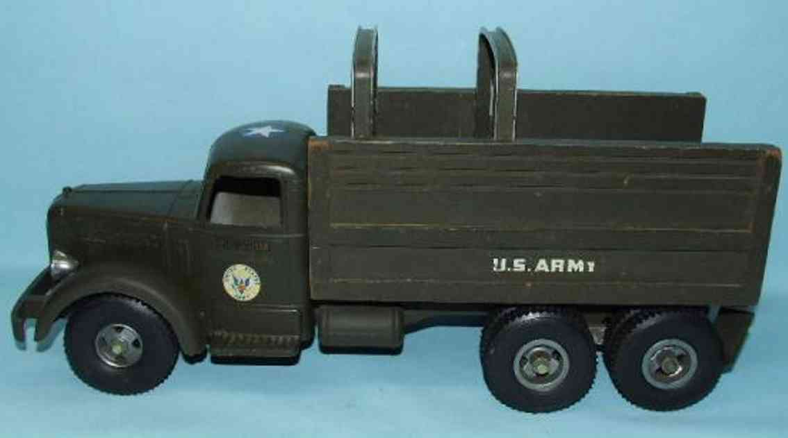 Smith-Miller L Mack U.S. Army Transport Truck