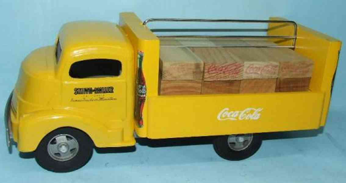 Smith-Miller  Coca Cola delivery truck