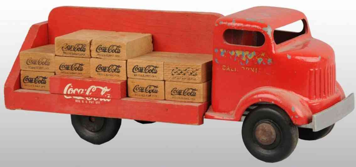Smith-Miller Coca-Cola Lastwagen