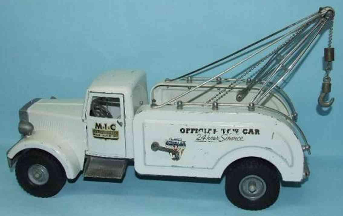Smith-Miller MIC 24 Stunden Service Abschleppwagen