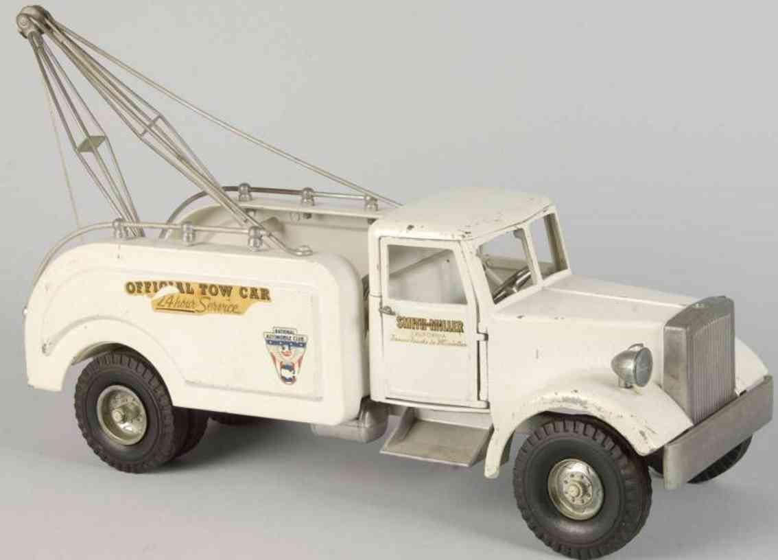 Smith-Miller Abschleppwagen OFFICIAL TOW CAR 24 hour-Service