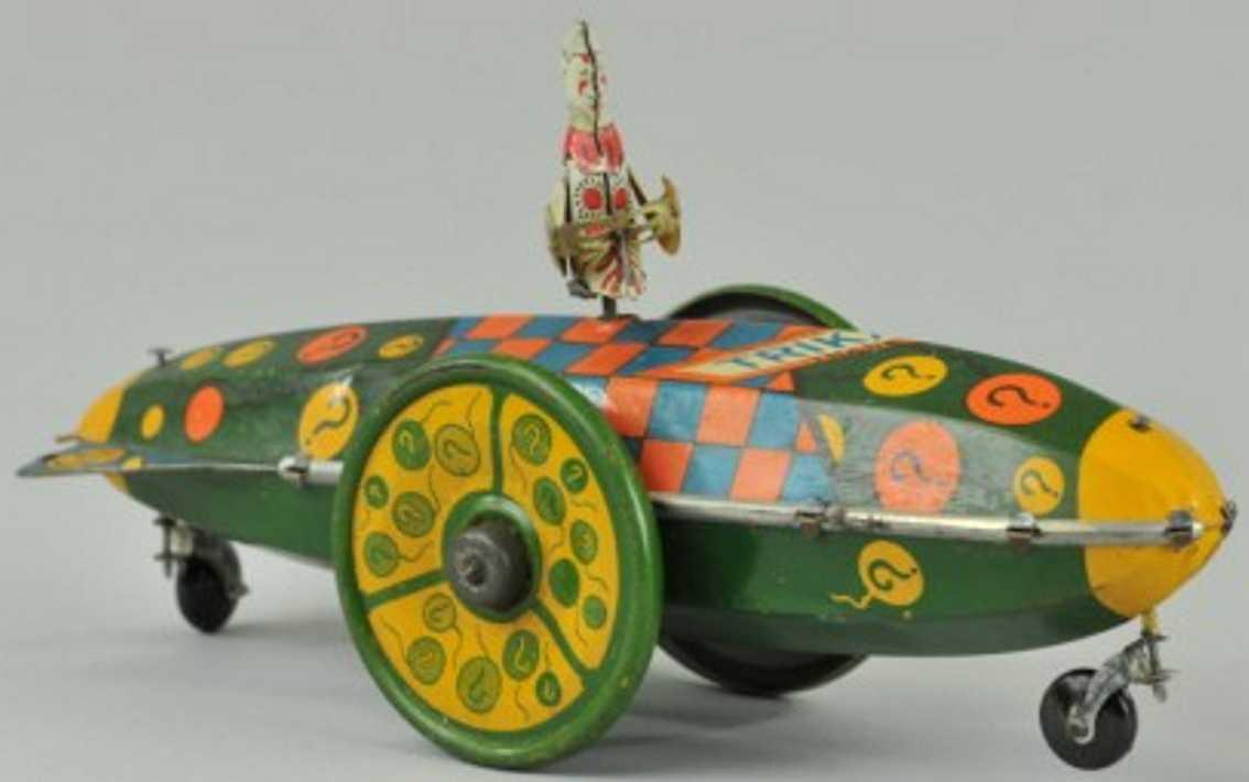 Strauss TRIK-AUTO What Is It mit Clown