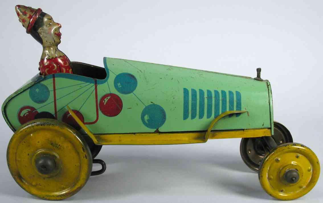 Strauss Krazy car with clown