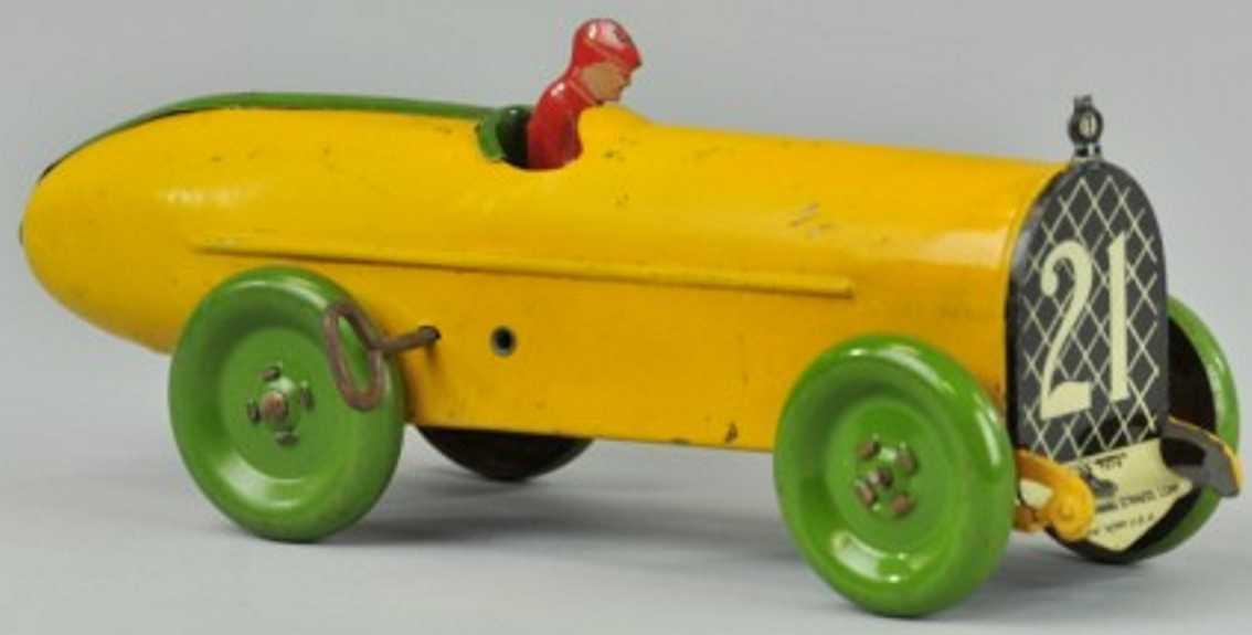 Strauss 21 Rennwagen