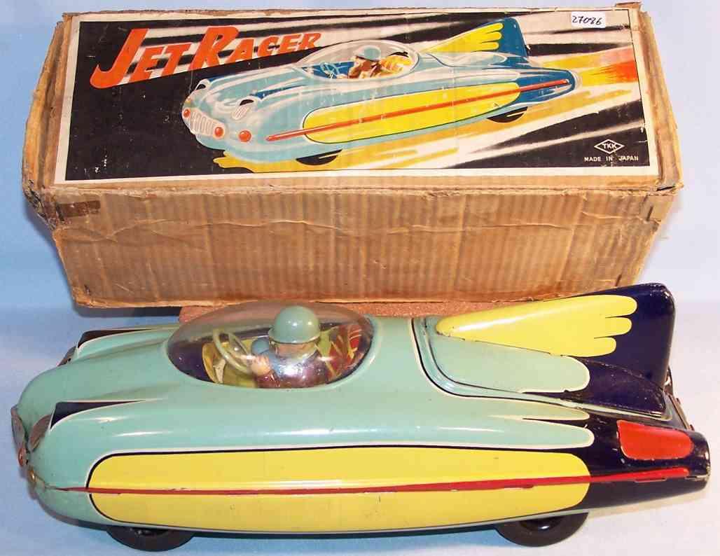 TKK Jet Racer