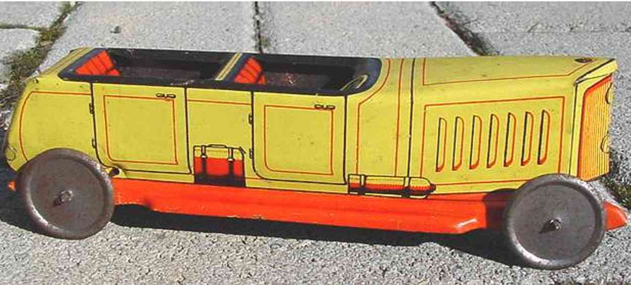 Technofix 169 Rennwagen