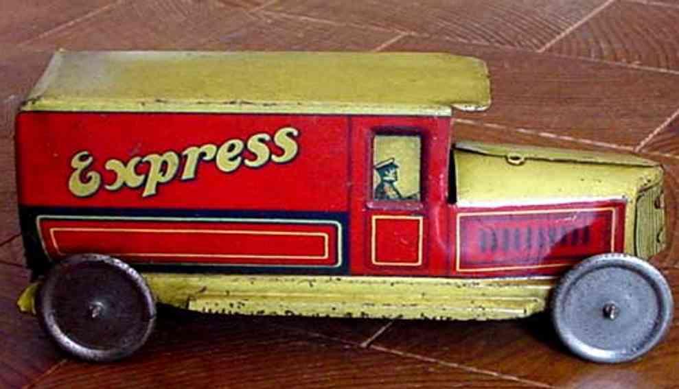 Technofix 172 Lastwagen mit Aufschrift EXPRESS