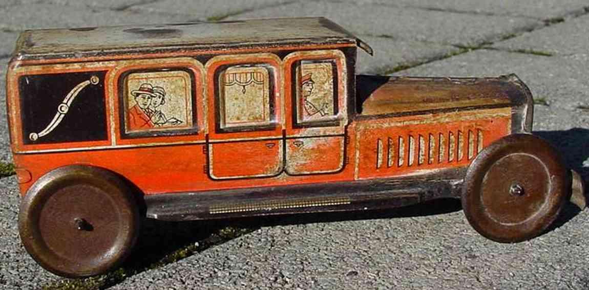 Technofix 216 Oldtimer Auto ohne Uhrwerk